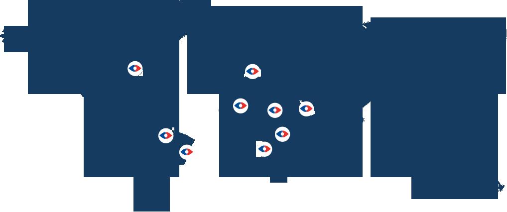 Current Locations